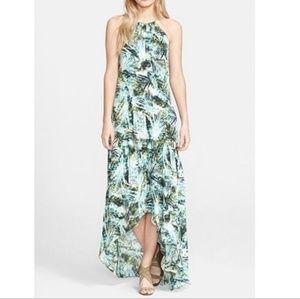 NWT Parker Kansas High Low Maxi Dress